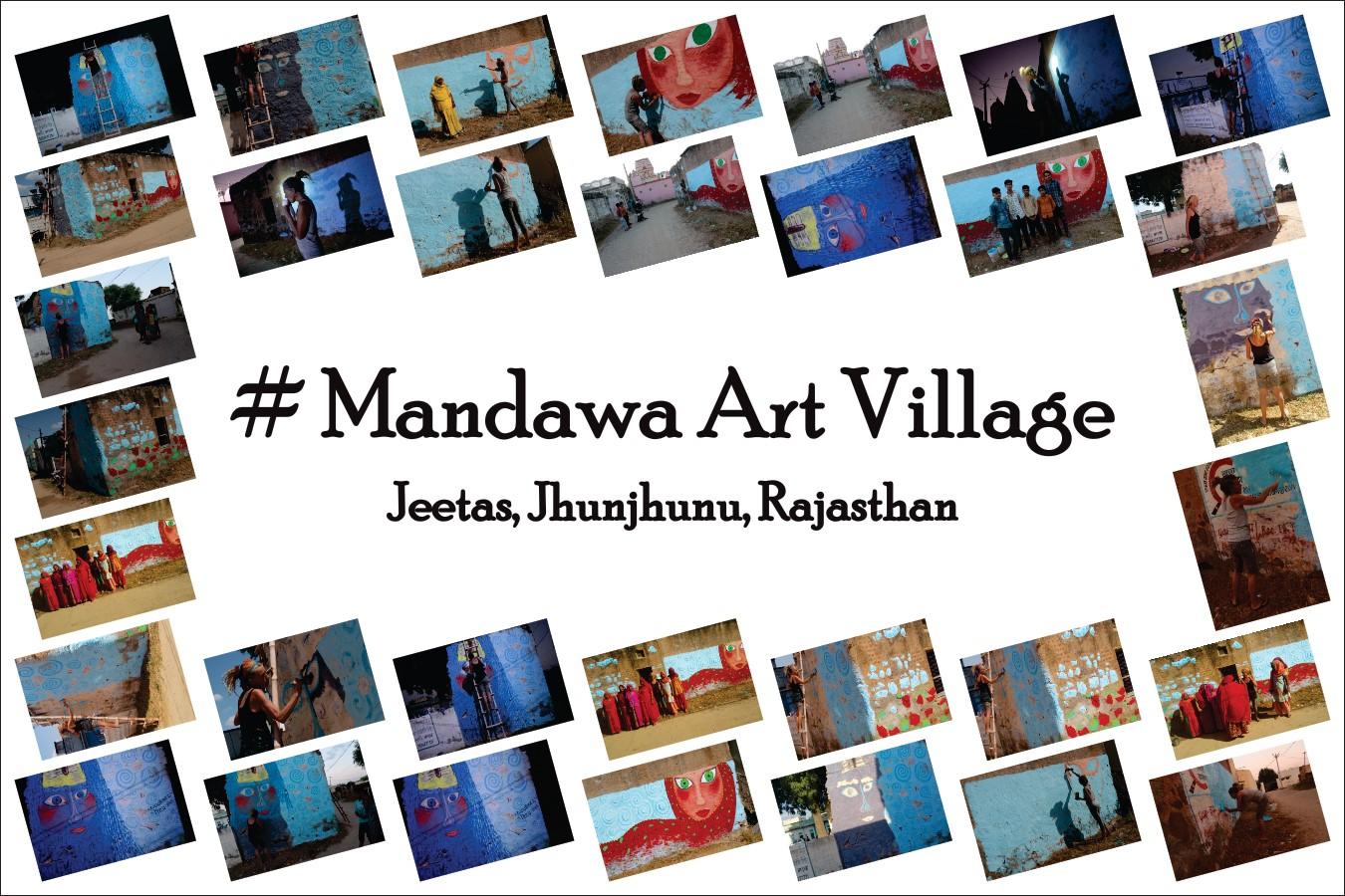 Mandawa Art Village featured